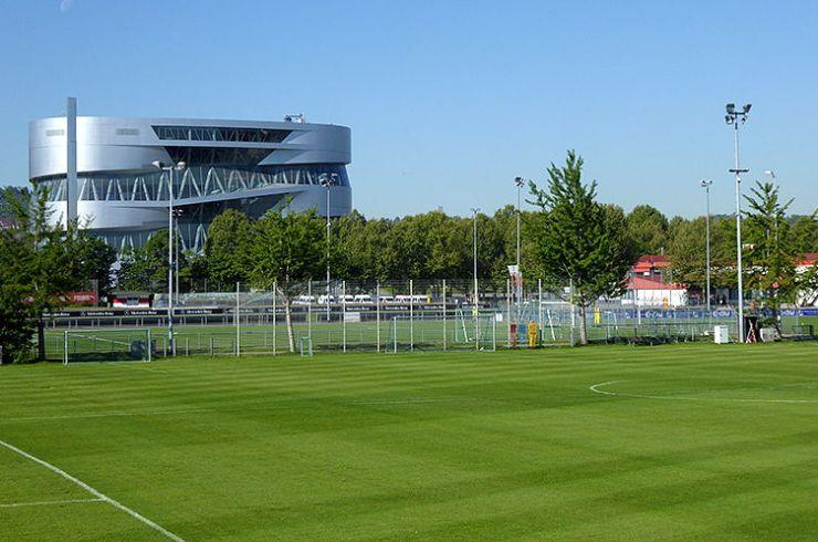 VFB Sportanlagen Vorhabenbereich