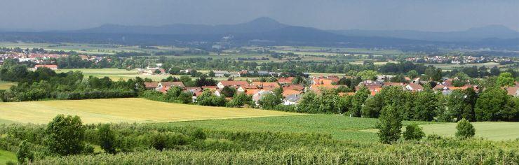 Aussichtspunkt Dürnau