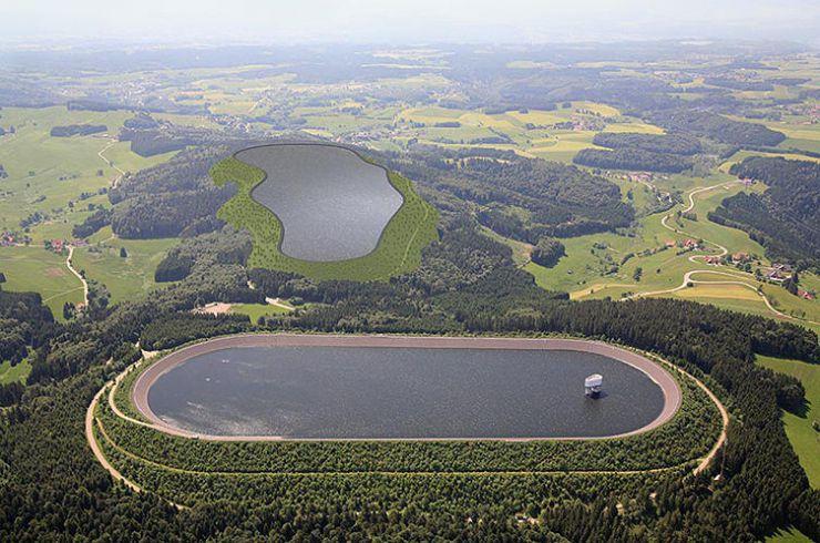 Pumpspeicherkraftwerk Atdorf